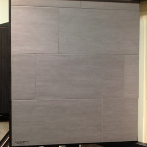 Dark Grey - Grouted Panel Wing
