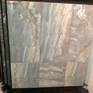 Grigio Matte - Grouted Panel Wing