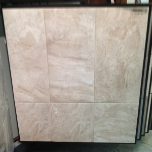 Beige Matte - Grouted Panel Wing