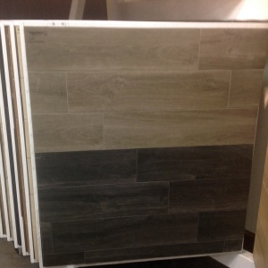 Walnut and Wenge - Grouted Panel Wing