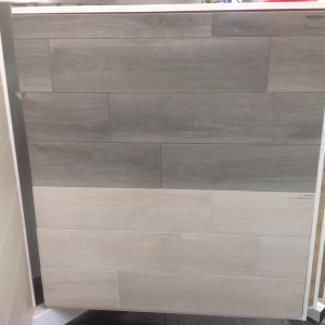 Ash and White Birch - Grouted Panel Wing
