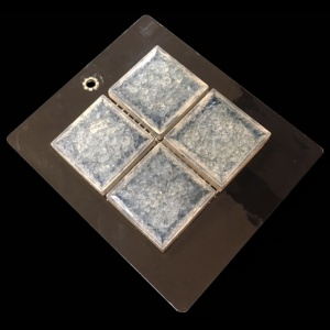 Glacier 2 x 2 - Mosaic Cards