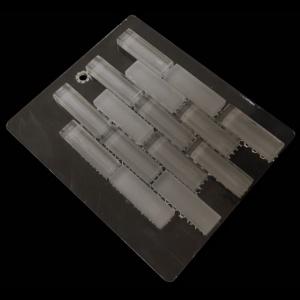 Charcoal Grey - Mosaic Cards