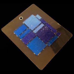 Blue - Mosaic Cards