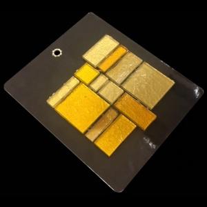 Ochre - Mosaic Cards