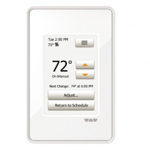 Touchscreen Programmable Thermostat