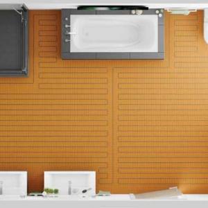Ditra-Heat Installation
