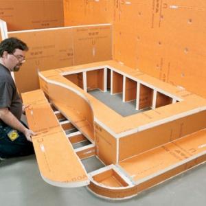 Kerdi Board Installation