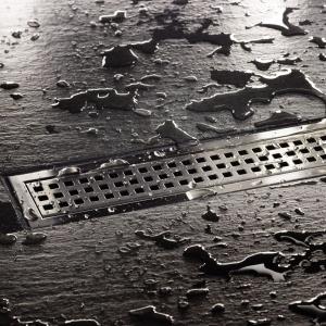 Kerdi Line - Perforated Installation