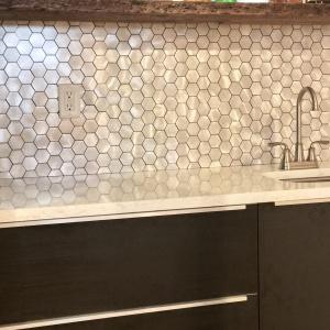 Aluminum MosaicAluminum Mosaic
