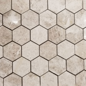 "2"" Hexagon Mosaic"