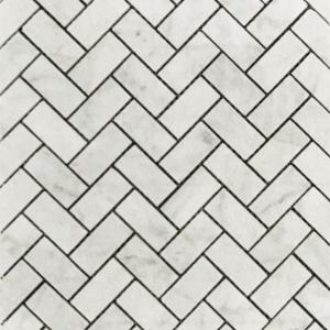 """1"""" x 2"""" Herringbone Mosaic"""