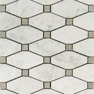 Oxford w/ Shy Grey Mosaic