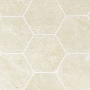 "6"" x 6"" Hexagon Field Tile"