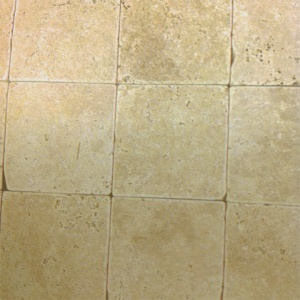 "4"" x 4"" Tumbled Field Tile"