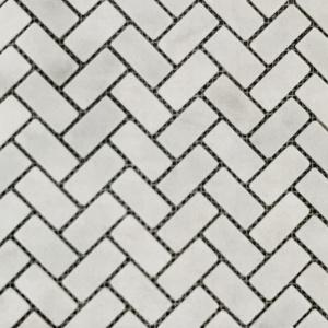 "1"" x 2"" Honed Herringbone Mosaic"