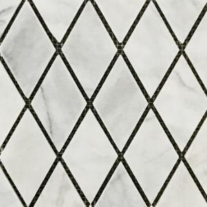 "3"" Honed Rhombus Mosaic"