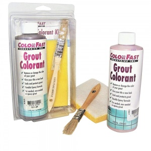 Grout Stain Installation