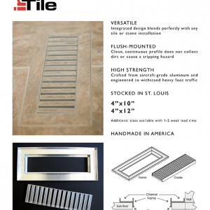 Tile Register VentsTile Register Vents