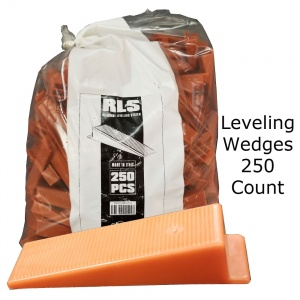 Wedge - 250pc Bag