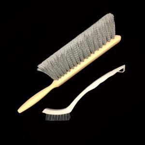 Brushes Installation