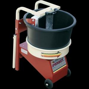 Jobsite Mixer Installation