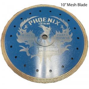 Mesh Blades Installation