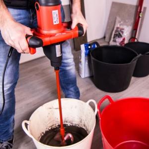Mixers Installation