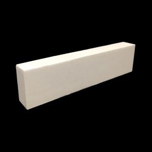 White Rubbing Stone
