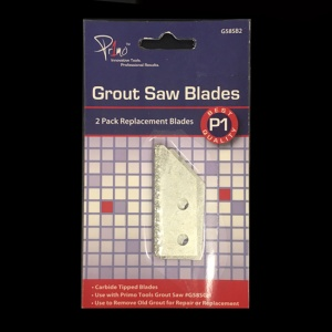 Grout Saw Blades- 2 pack