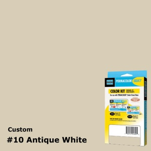 #10 Antique White
