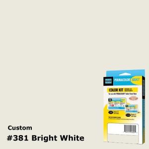 #381 Bright White