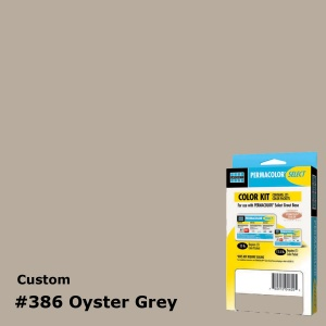 #386 Oyster Gray